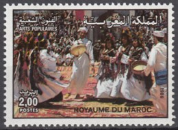 N° 1007 Du Maroc - X X - ( E 192 ) - Musique