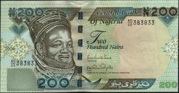 NIGERIA - 200 Naira 2009 UNC P.29 H(2) - Nigeria