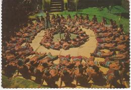 °°° 13481 - INDONESIA - THE EXITING KETJAK DANCE OF BALI - 1978 °°° - Indonesia