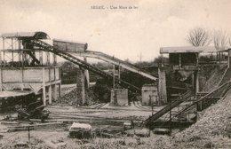 (120)  CPA   Segré  Mine De Fer  (Bon état) - Segre