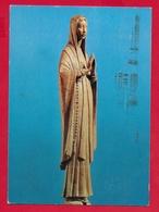 CARTOLINA VG ITALIA - LA MADONNA DEL MONTE - G. Cantono - 10 X 15 - 1960 - Sculture