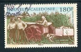 """TIMBRE Oblit. De 2006 """"180 F - 1926 Arrivée Des Colons Nordistes"""" - Neukaledonien"""