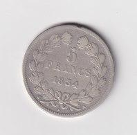 5 FRANCS LOUIS PHILIPPE I ROI DES FRANCAIS 1834 A - France