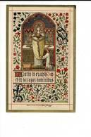KL 9804 - PREMIERE COMMUNION - ADRIENNE TILLEGHEM BRUGES 31 MARS 1895 - Images Religieuses