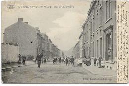MARCHIENNE-AU-PONT : Rue De Montpellier - Charleroi