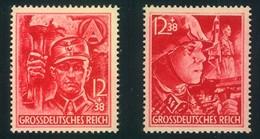 1948, SA/SS Postfrisch - Mi.-Nr. 909/910 (80,-) - Deutschland