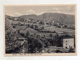 Malosco (Trento) - Panorama E Monte Roen - Viaggiata Nel 1950 - (FDC16333) - Trento