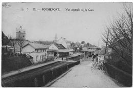 ROCHEFORT : Vue Générale De La Gare - 1925 - Rochefort