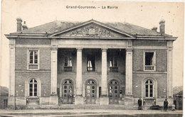 GRAND-COURONNE - La Mairie  (114970) - Sonstige Gemeinden