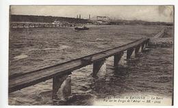 47 - Environs De BAYONNE.- La Barre. Vue Sur Les Forges De L'Adour - BR. - Bayonne