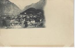 SUISSE - Switzerland Schweiz - INTERLAKEN - BE Berne