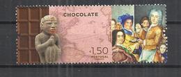 PORTUGAL 2018 - THE EVOLUTION OF CHOCOLATE - USED OBLITERE GESTEMPELT USADO - 1910-... République