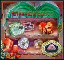 D - [32313]SUP//**/Mnh-c:19e-BURUNDI 2012 - Mineraux - Minéraux