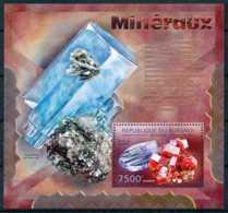 D - [32317]SUP//**/Mnh-c:17e-BURUNDI 2012 - Mineraux - Minéraux