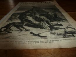 1882 JDV: Agonie Et Mort Des Navigateurs De LA JEANNETTE; La Comète De 1881; Le Département De La SEINE (suite);etc - Kranten