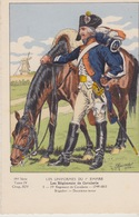 Uniformes Du 1er Empire 25e Régiment De Cavalerie ( Tirage 400 Ex ) - Uniforms