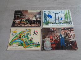 Beau Lot De 60 Cartes Postales De Belgique CPSM  Grand Format  Exposition Universelle De Bruxelles 1958  Brussel - Cartes Postales