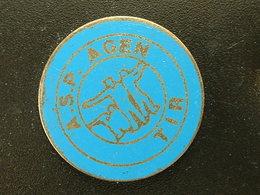 Pin's TIR - A.S.P AGEN - Pin's