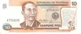 Philippines P-169 10 Piso 1985 UNC - Philippines