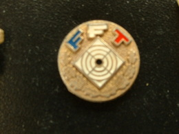 Pin's TIR - FFT - Autres