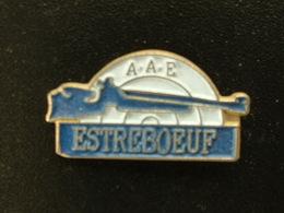 Pin's TIR - A.A.E ESTREBOEUF - Pin's