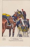 Uniformes Du 1er Empire 7eme Régiment Et 10eme Régiment ( Tirage 400 Ex ) - Uniforms