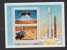 DOMINIQUE.BLOC N°38** OPERATION VIKING - Dominica (1978-...)