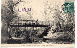 DEPT 83 : édit. Marius Bar N° 98 : Hyères Les Palmiers Pont Du Gapeau - Hyeres