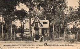 MONTFERMEIL ( 93 ) - Les Coudreaux, Ancien Rendez Vous De Chasse - Montfermeil