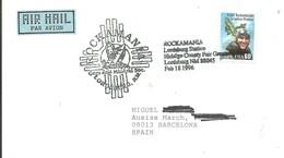 POSTMARKET 1996 USA - Minerales