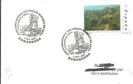 POSTMARKET 2000 ESPAÑA ZUMARRAGA - Minerales