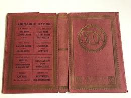 Protege Livre - Librairie STOCK - PARIS Rue Du Vieux  Colombier Rue St Honoré - Vloeipapier