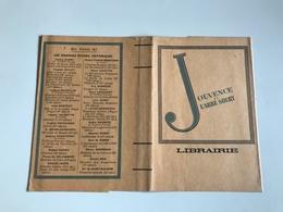 Protege Livre - Librairie ARTHEME FAYARD  / JOUVENCE De L'ABBE SOURY - Vloeipapier