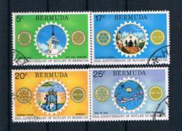 Bermuda 1974 Mi.Nr. 297/300 Kpl. Satz Gestempelt - Bermuda