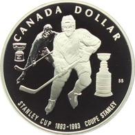 Canada, 1 Dollar 1993 - Silver Proof - Canada