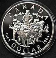 Canada, 1 Dollar 1994 - Silver Proof - Canada