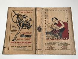 Protege Livre - Aspirateurs MORS / Librairie FLAMMARION  - PARIS Rue Lafayette - Vloeipapier