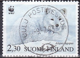 Finalnd/1993 - Lape 1195 - 2.30 Mk - USED/'OULU POSTIKESKUS' - Finlande