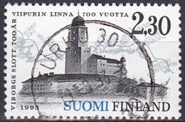 Finalnd/1993 - Lape 1204 - 2.30 Mk - USED/'TURKU 30' - Finlande