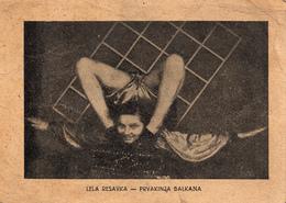 CIRCUS , LELA RESAVKA , YUGOSLAVIA - Zirkus