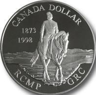 Canada, 1 Dollar 1998 - Silver Proof - Canada