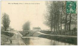 18  . N° 43170 . Le Pondy.ecluse Du Canal De Berry - France