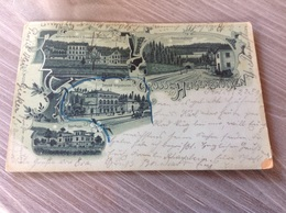 Gruss Aus Heigenbrucken 1899 - Unclassified