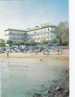 CAORLE-HOTEL=PANORAMIC=-CARTOLINA VERA FOTOGRAFIA VIAGGIATA IL 22-7-1976 - Venezia (Venice)