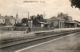 SILLE LE GUILLAUME - La Gare - Sille Le Guillaume