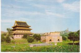 °°° 13489 - CHINA - THE AN YUAN TEMPLE IN CHENGTEH , HOPEI - 1976 °°° - Cina