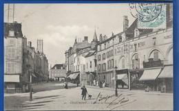 CHAUMONT   Rue De Buxereuilles     Animées    écrite En 1903 - Chaumont