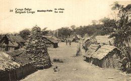 Congo Belge - Unclassified