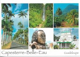 GUADELOUPE - CAPESTERRE-BELLE-EAU - 5 PETITES VUES - CPM - VIERGE - - Guadeloupe