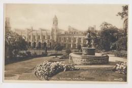 AI85 Citadel Station, Carlisle - Cumberland/ Westmorland
